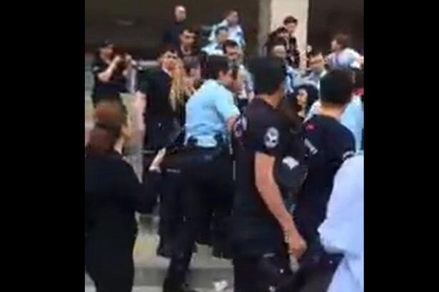 Yüksel Direnişinin 563. Günü Polis Saldırısı (VİDEO)