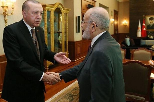 Karamollaoğlu: Babacan, Davutoğlu ve Abdullah Gül'le görüştüm