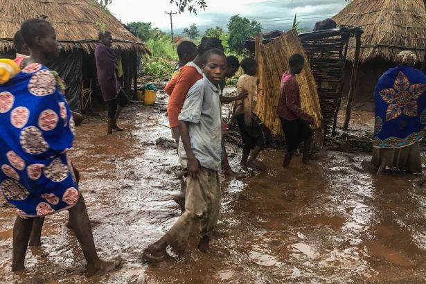 Zimbabve ve Mozambik'te kasırga: En az 157 kişi öldü