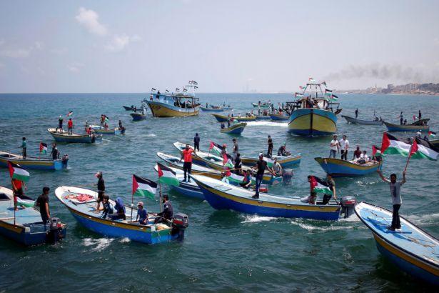Katar Ve Israil Gazzeye Kıbrıstan Ikmal Rotası Konusunda Anlaştı