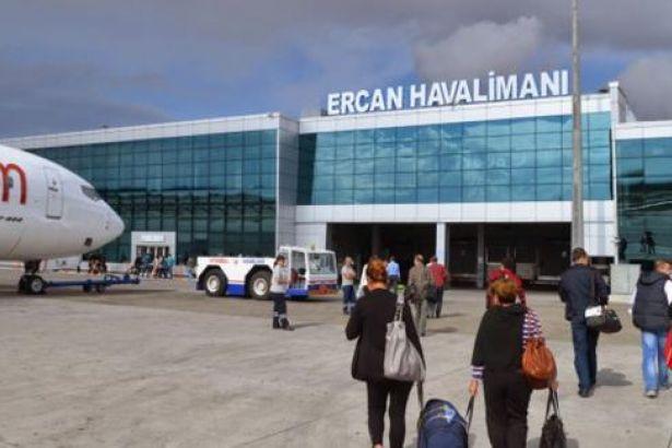 Kuzey Kıbrıs Ercan Havalimanında Grev Uçuşlar Durdu Sol Haber