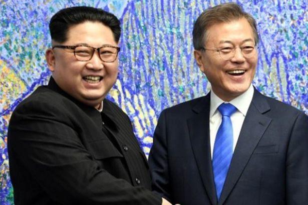 İki kore üçüncü kez Pyongyang'da buluşacak