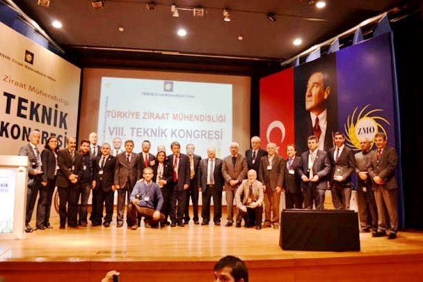 ZMO Bas�n �d�l� Gazeteci Yusuf Yavuz'a verildi