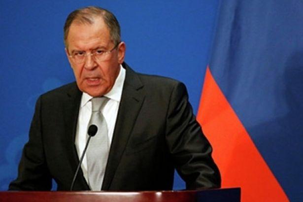 Sergey Lavrov: İdlib'de olanlara tahammül etmek imkansız