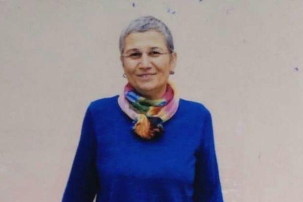 """Vekilliği düşürülerek tutuklanan Leyla Güven, Meclis'te tekrarlanan darbenin """"Sadece vekillikler kaldırıldı üzerinden durumu okumamak gerekiyor."""