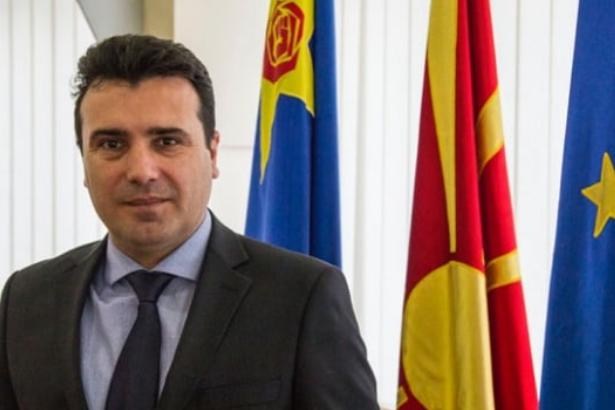 Zoran Zaev: Erken seçim 12 Nisan'da