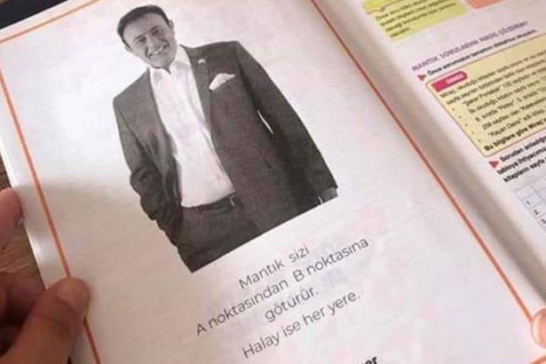 Mahmut Tuncer mantık ders kitabı tartışmasına 'noktayı' koydu: Halay seviştirir