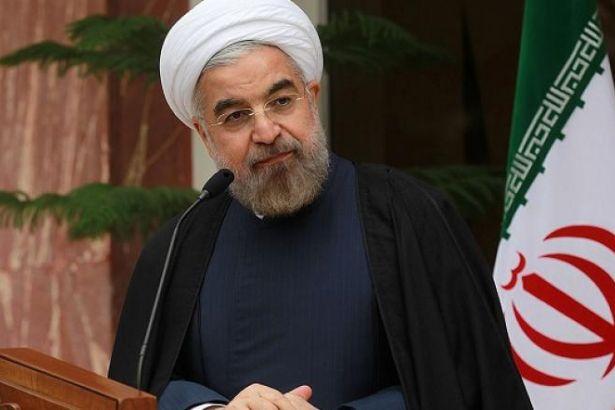 Ruhani: Kimyasal saldırıyı teröristlerin yaptığı ortaya çıkarsa ABD ne yapacak?