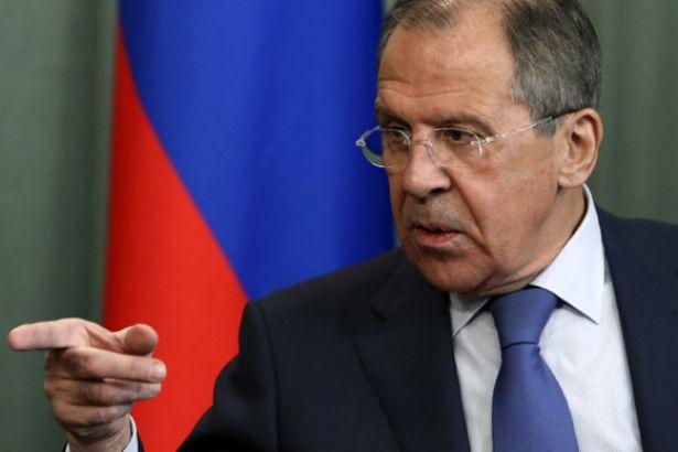 Lavrov, 'yabancı partnerleri, İdlib'de ateşle oynamamaları konusunda uyardıklarını' söyledi