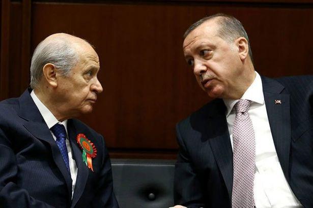 AKP ve MHP ittifak için resmen bir araya geliyor