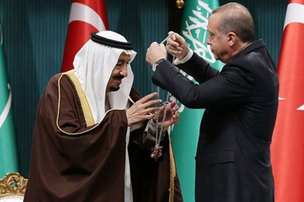 Suud rejimi İslam aleminin yüz karasıdır
