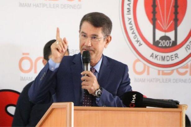 Canikli konuştu: İmam hatipler kapatılmasaydı 15 Temmuz olmazdı