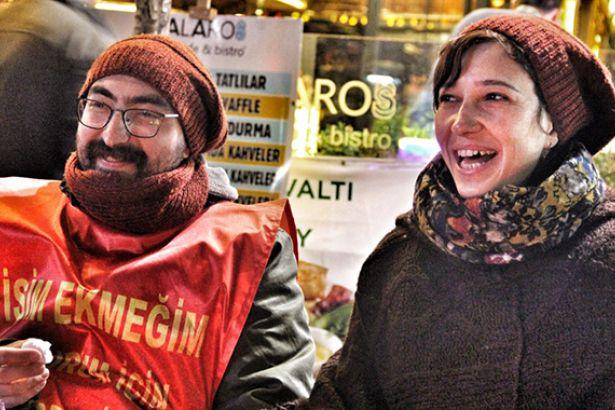 Nuriye Gülmen und Semih Özakça. Foto: haber.sol.org.tr