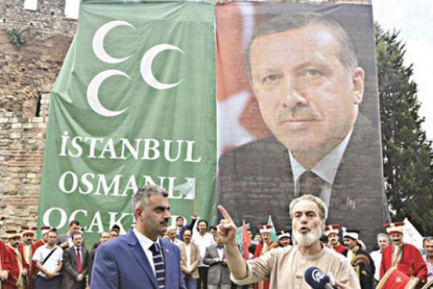 Aynılar aynı yere: Vatan Partisi'nin gençliği Öncü Gençlik ile Osmanlı Ocakları arasında ittifak!
