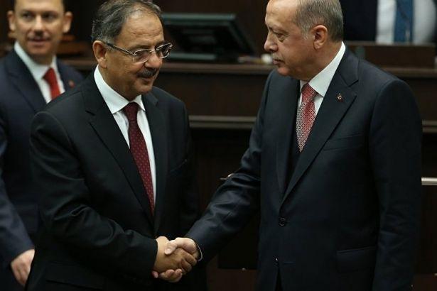 Özhaseki: Allah bir sahip gönderdi, o da Erdoğan