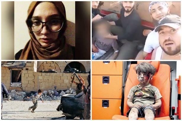 Suriye bataklığında propaganda videoları