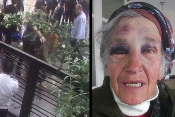 76 yaşındaki Pulat'ı darp eden polis kendini savundu: Düşmüş olabilir