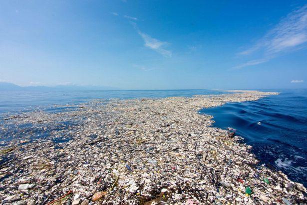 Asya ülkeleri dünya denizlerinin neredeyse tamamını kirletiyor