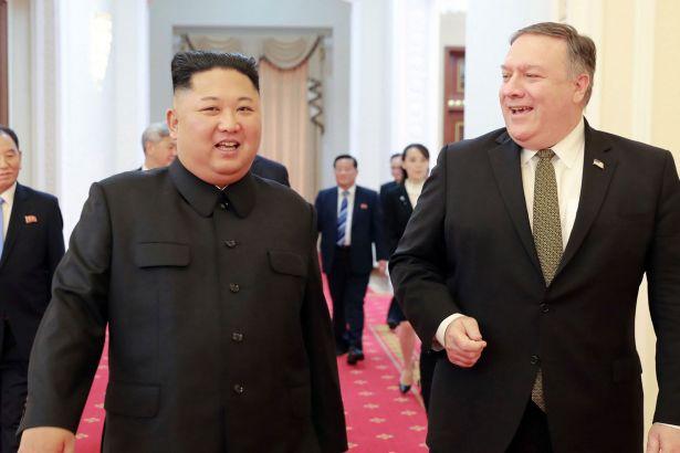 KDHC, ABD ile müzakerelerde Pompeo'yu istemiyor
