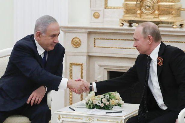 Rusya: Trajedinin sebebi  İsrail Hava Kuvvetleri