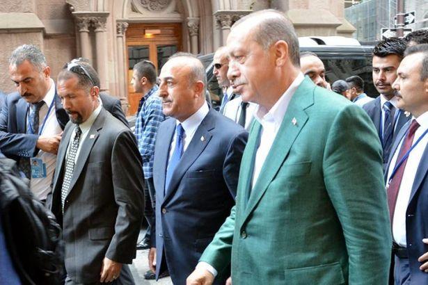 Dikkat çeken ayrıntı: Erdoğan ABD'ye bu kez bakansız ve korumasız gitti