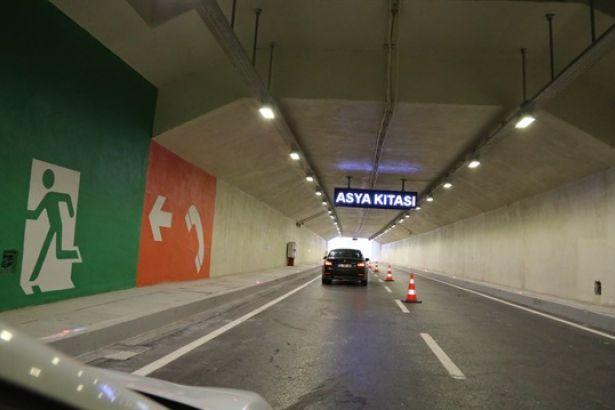AKP'nin Tezgahlarından Avrasya Tüneli Çekilişle Müşteri Avında