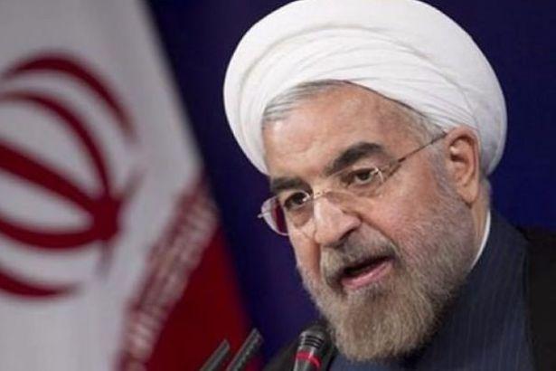 Ruhani: Trump ile görüşmenin hiçbir etkisi olmaz