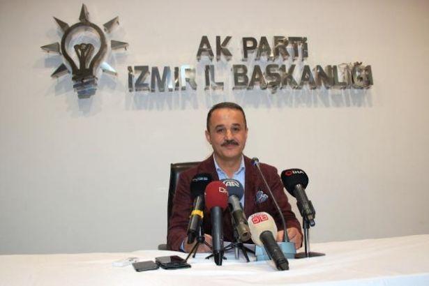 İstifa eden AKP İzmir İl Başkanı: Allah bizi affetsin, çok fazla günahımız var...