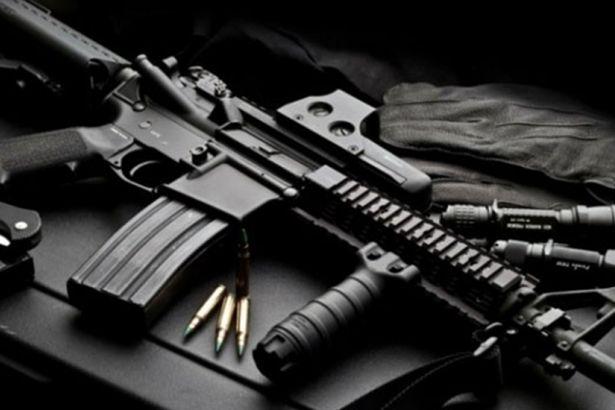 'Bin mermi hakkı kayıp silahlar için mi?'
