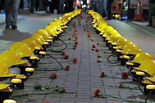 Soma Katliamı davası avukatlarından Sercan Aran, İnfaz Yasası'nda yapılan değişiklikle sanıkların ölen her bir işçi için 6 gün yatıp çıkmış olacaklarını belirtti.