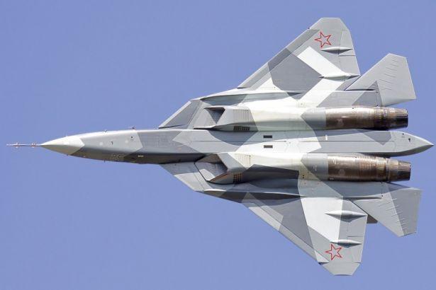 Rusya Hava Kuvvetleri Şam'ın güneyindeki IŞİD hedeflerini vuruyor