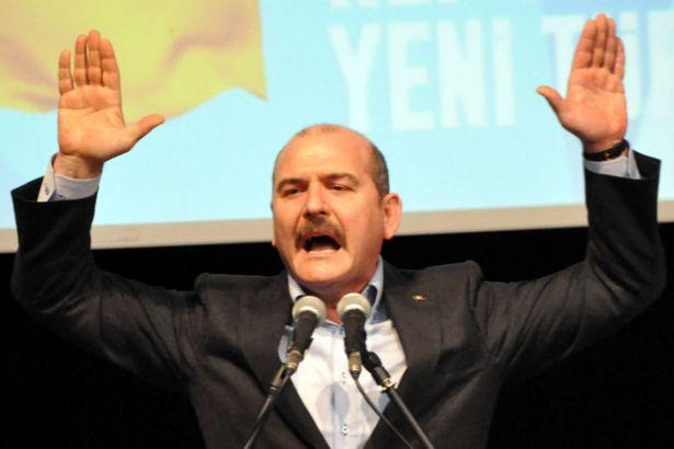 'Beyaz toros' faşizmine devam: Dün Çiller-Ağar'dı, bugün Soylu!