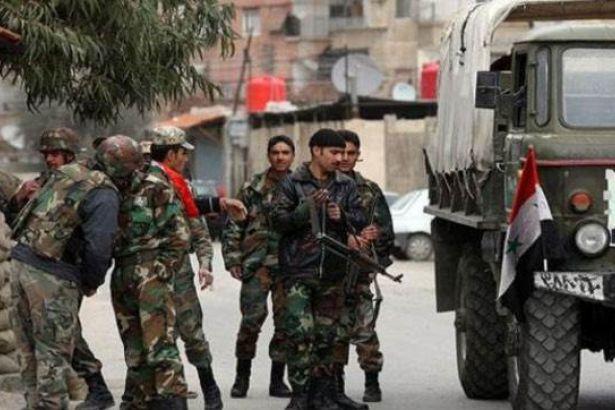 Suriye ordusu 80'in üzerinde IŞİD üyesini öldürdü