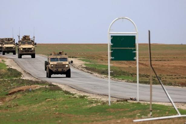 SANA: ABD'li askerler Haseke'deki hava üssünü imha etti