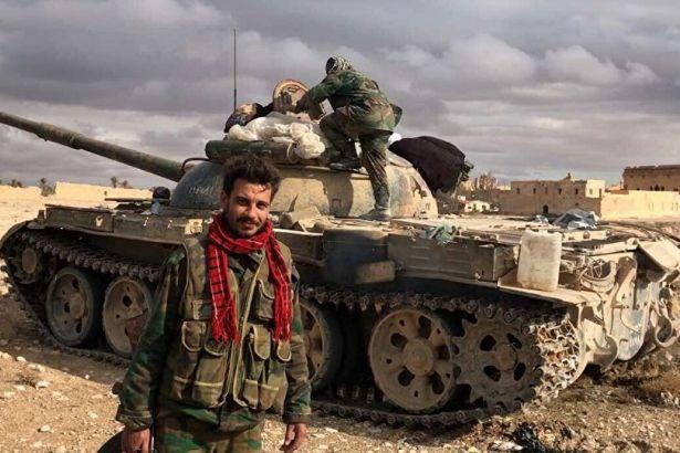 Suriye ordusu, Tulul Safa'da teröristleri kuşattı
