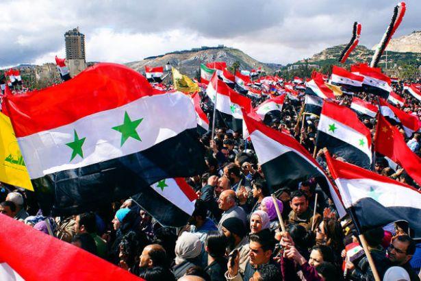 Suriye petrolünden pay isteyen ABD'ye, Suriye'den sert yanıt