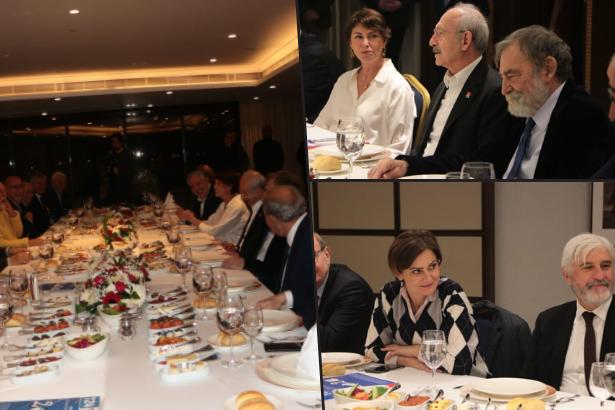 Kılıçdaroğlu liberal cemaatin sorularını yanıtladı: Sağ-sol yok, hepimiz aynıyız