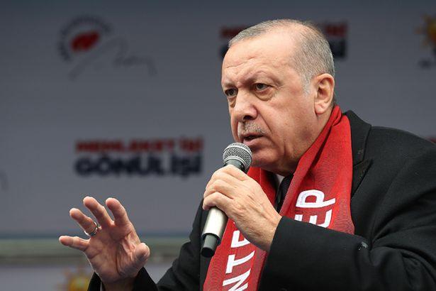 Erdoğan: Seçimi geride bırakarak gündeme odaklanmamız şart