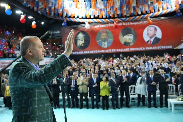 Erdoğan yine tehdit etti: Bu ülkede yaşam hakkı bulamazsınız