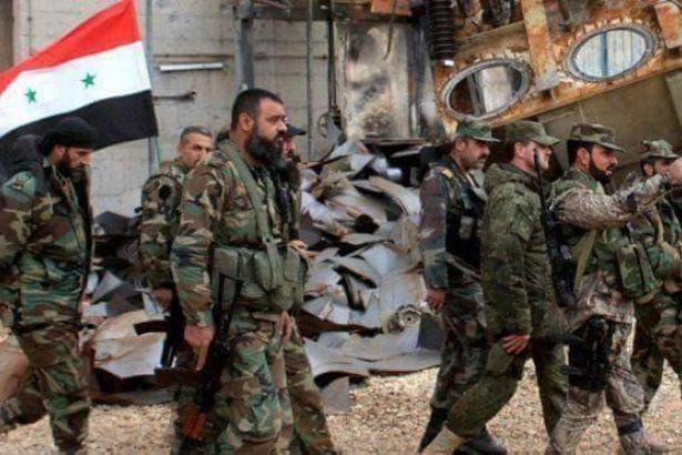 Suriye ordusu beklenen İdlib operasyonuna başladı