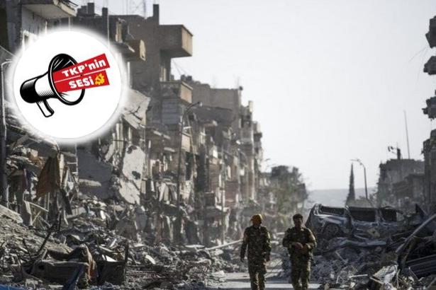 TKP: AKP Suriye'de ateşle oynamaya devam ediyor