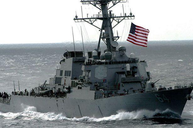 Bu ne perhiz ne lahana turşusu: ABD ordusu Karadeniz'e girdi