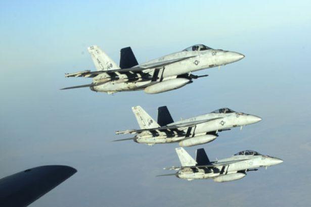 ABD koalisyonunun saldırısında 40 sivil öldü