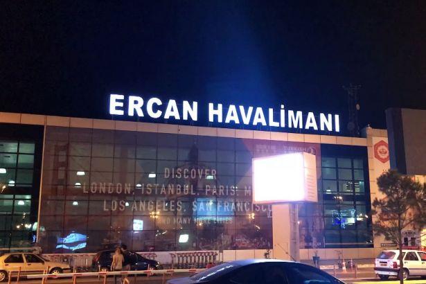 Kuzey Kıbrıs Ercan Havalimanında Grev Sona Erdi Uçuşlar Başladı