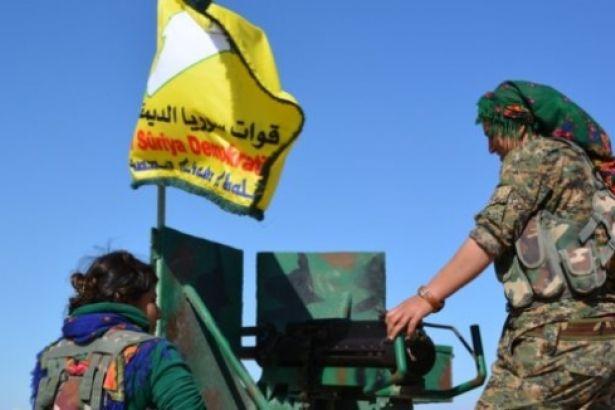 QSD Genel Komutanı Ebdi: Cephe savaşı bitti DAİŞ'i tamamıyla bitirmek için yeni strateji belirledik