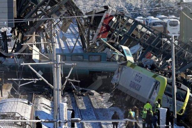 AKP iþi böyle olur: 'Tren yanlýþ hatta yönlendirildi'