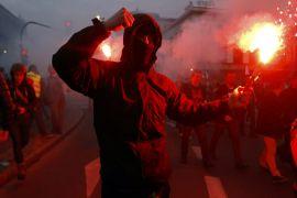 Polonya'da faşistler sahnede