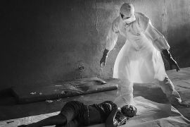 Ebola Fotoğrafları