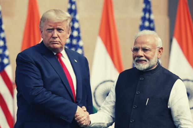 Trump: Hindistan, 3 milyar dolarlık ABD askeri ekipmanı alacak