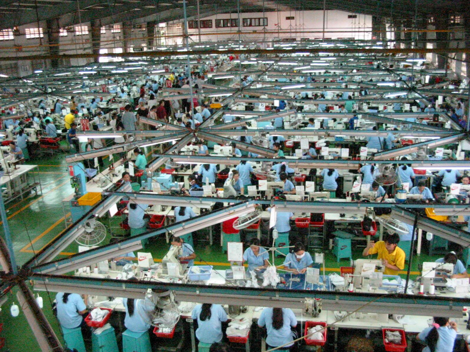 an overview of nikes plant in china